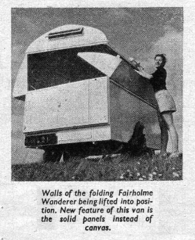 The Caravan magazine from July 1952